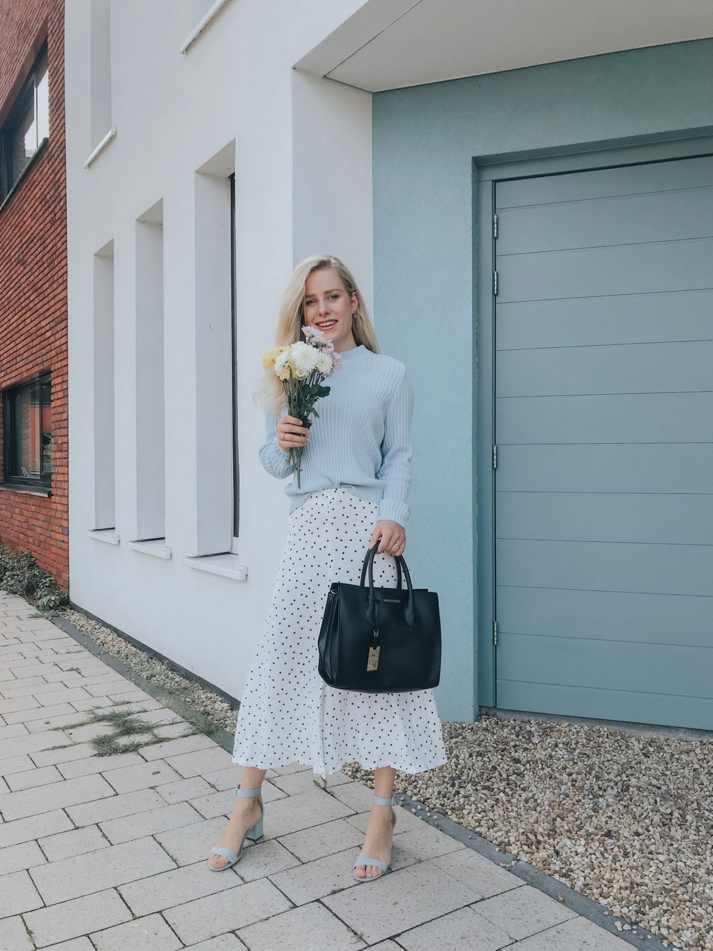 How to Style: Midi Skirt