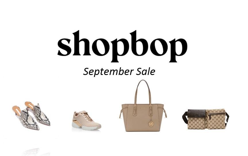 Fall Shopping: Shopbop September Sale