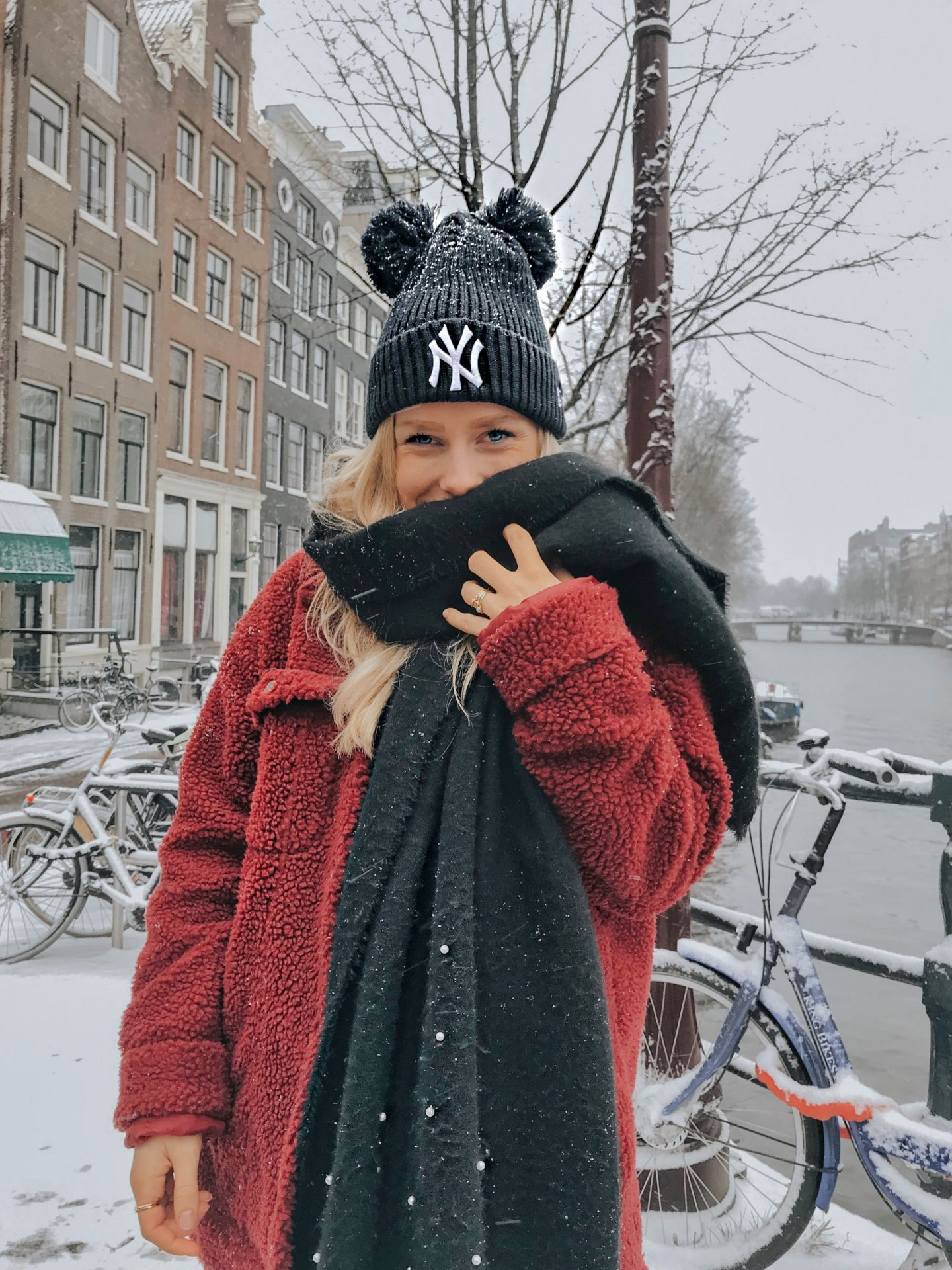 Outfit of the day | Amsterdam