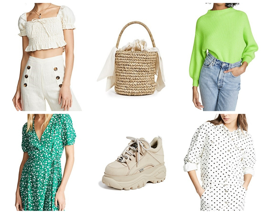 SPRING WISH LIST | SHOPBOP SALE