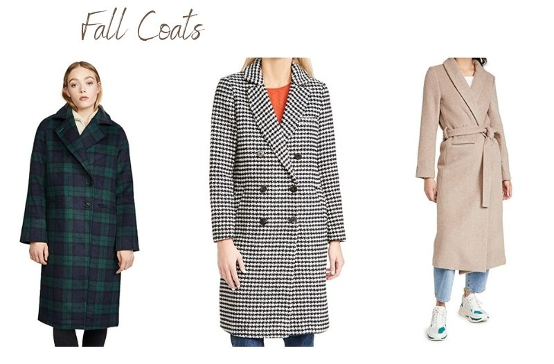 Fall Coats Shopbop Autumn