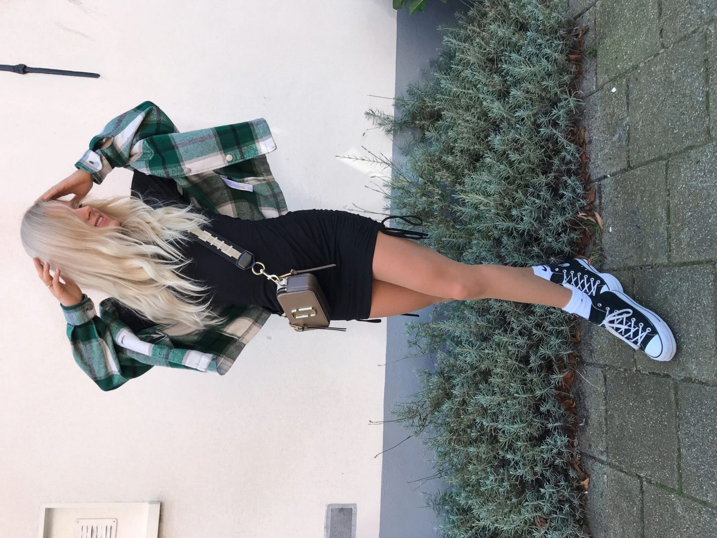 Upside down outfit Fall