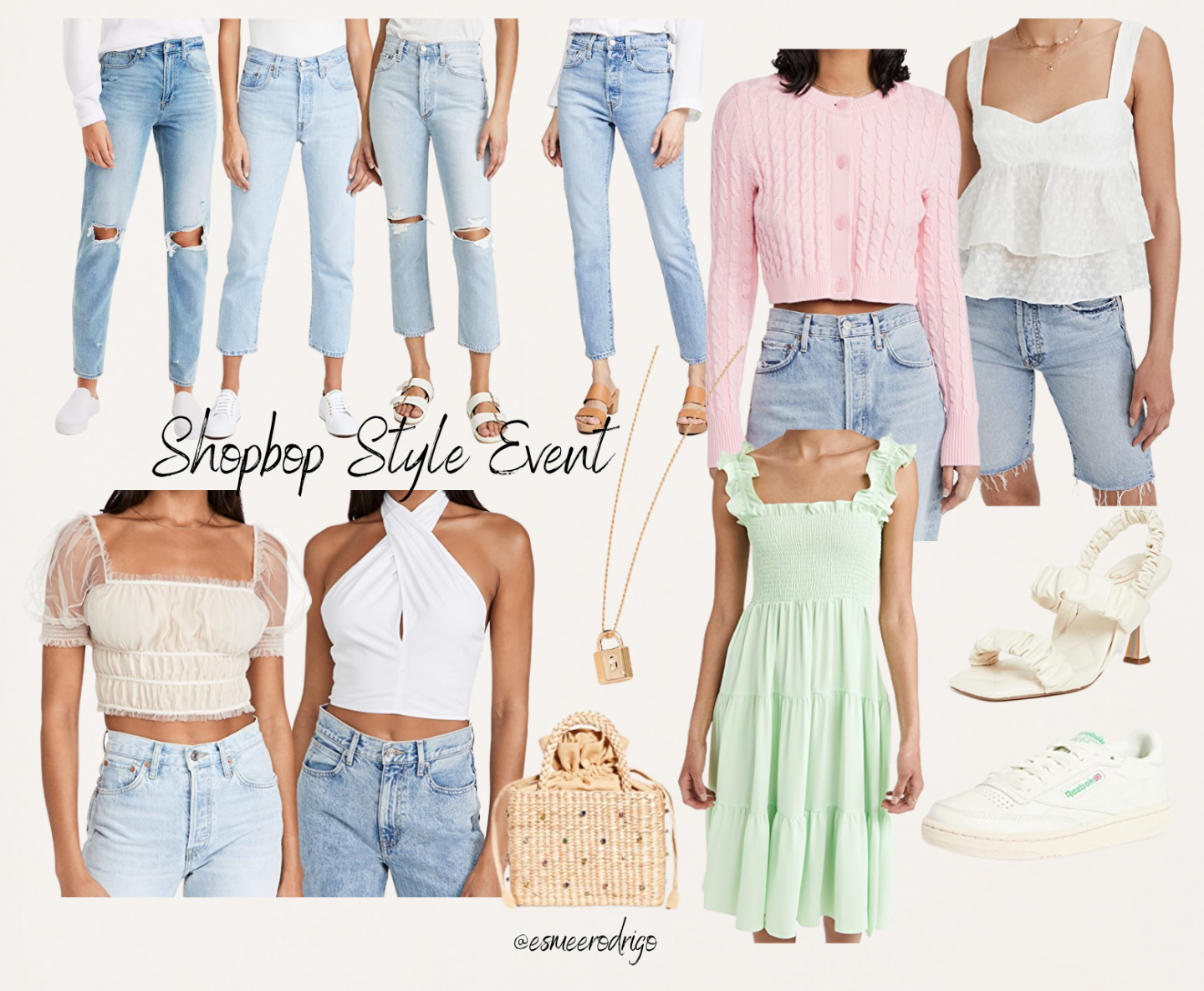 Shopbop Spring Style Event