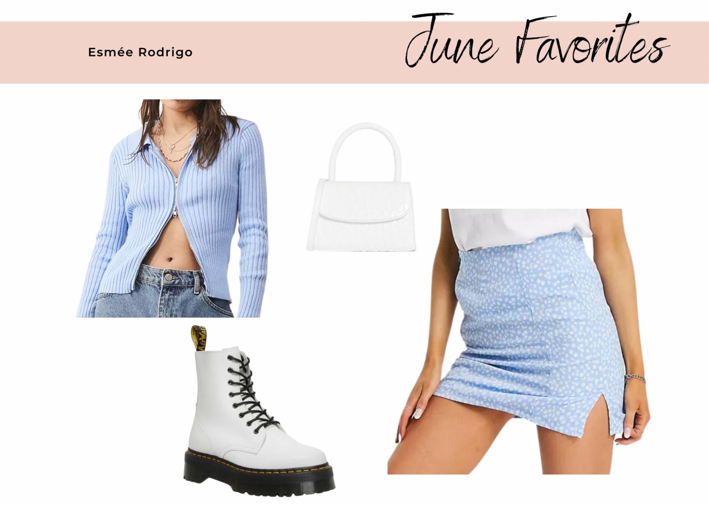 Fashion Recap Blue