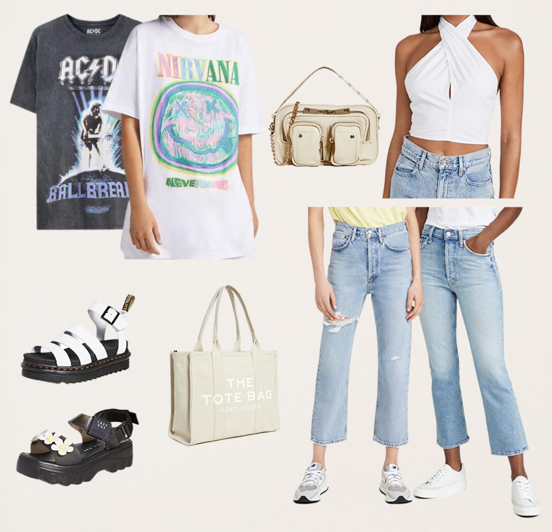 Summer Favorites featering Shopbop, New Balance